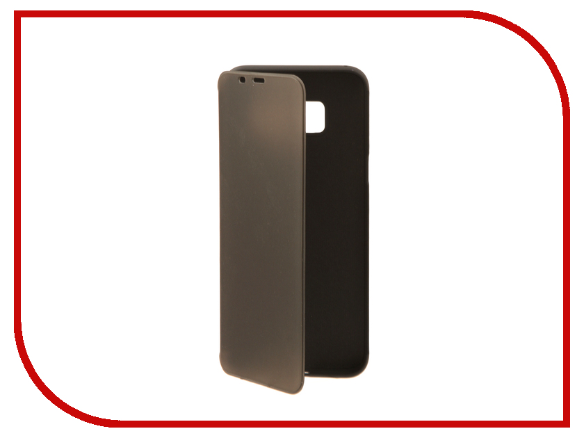 Аксессуар Чехол Samsung Galaxy S8 Plus Ainy матовый боковой Black чехол универсальный ainy