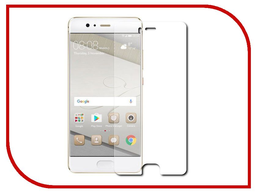 все цены на Аксессуар Защитное стекло Huawei Ascend P10 2017 Ainy 0.25mm онлайн
