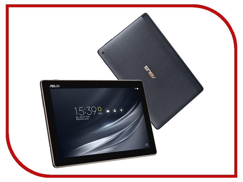 Планшет ASUS ZenPad 10 Z301MFL-1H008A 90NP00L3-M00880 Grey (MediaTek MT8735A 1.45 GHz/2048Mb/16Gb/3G/4G/LTE/Wi-Fi/Cam/10.1/1920x1200/Android) asus k501uq dm068d grey metal 90nb0bp2 m01360