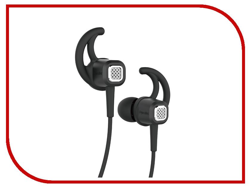 Наушники Superlux HD-387 Black микрофон superlux cm h8c