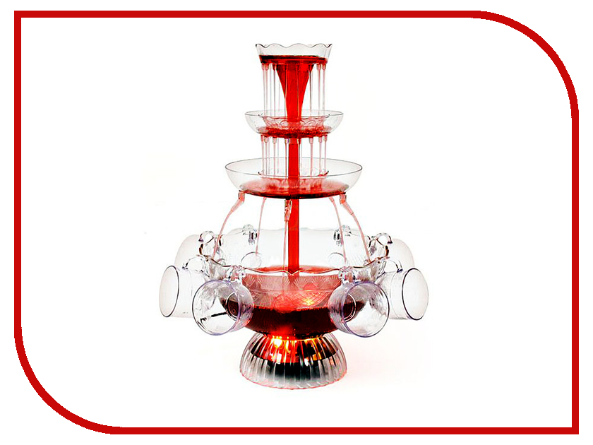 Фонтан для напитков Gastrorag WF03 gastrorag npl egd10e электрогриль