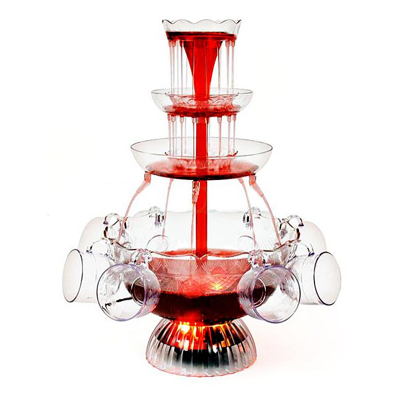 Фонтан для напитков Gastrorag WF03 кремер gastrorag liss 2310 баллончики для кремера 10шт
