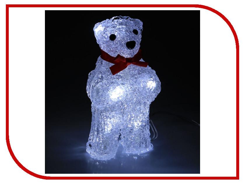 Новогодний сувенир Luazon Медвежонок 2315208 гирлянда luazon дождь 2m 6m multicolor 671678