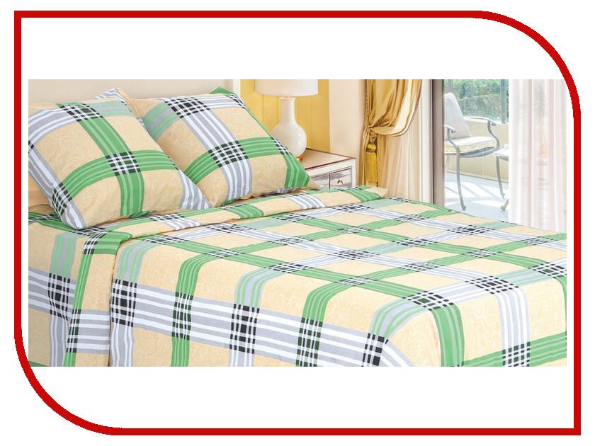 Постельное белье Этель Шотландия Комплект 2 спальный Бязь 1230471 постельное белье гербарий бежевый gs бязь 2 спальный