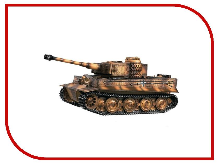 Игрушка Taigen German Tiger BTR Late Version TG3818-1D-BTR-IR henglong 3818 3818 1 german tiger i 3819 3819 1 german panther 1 16 rc tank upgrade parts metal track metal driving wheels