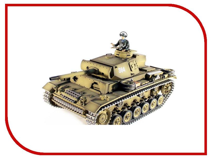 Фото Игрушка Taigen Panzerkampfwagen III TG3848-1HC