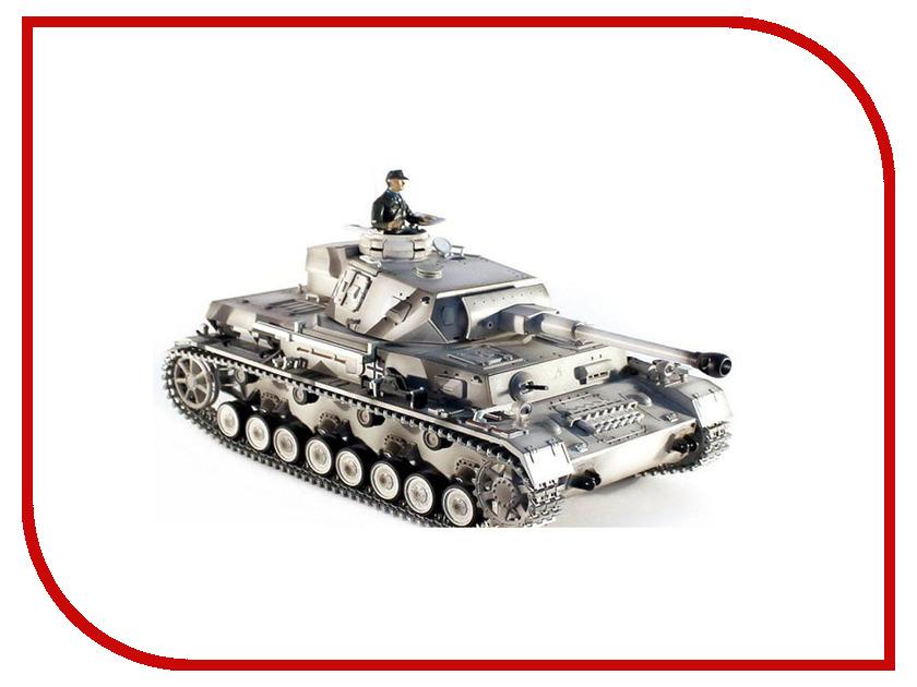Игрушка Taigen Panzerkampfwagen IV Ausf HC TG3859-1HC радиоуправляемый танк taigen panzerkampfwagen iv ausf hc pro масштаб 1 16 2 4g