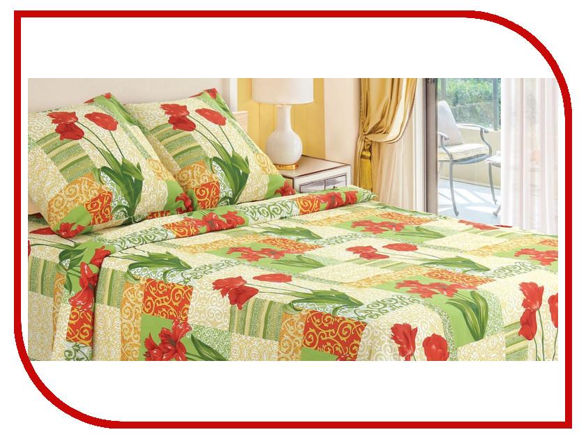 Постельное белье Этель Павлина Комплект 2 спальный Бязь 1230468 непоседа постельное белье зайчата 3 пред бязь непоседа желтый
