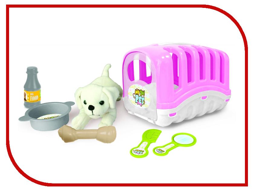 Игрушка Dolu Мой Любимый щенок Pink DL-5002 автотрек dolu мини набор с треком dl 5160