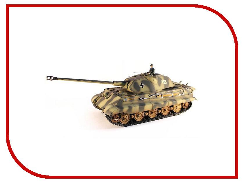 Игрушка Taigen King Tiger HC Metal Edition TG3888-1HC радиоуправляемый танк taigen king tiger hc metal edition масштаб 1 16 2 4g