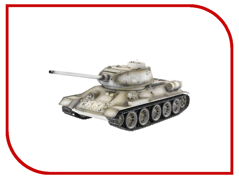 Игрушка Taigen T34-85 White TG3909-1S-IR bob vfl650 1s 10 10 12 vfl650 1s