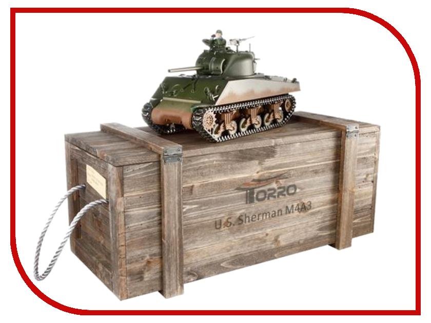 Игрушка Torro Sherman M4A3 TR1112400760