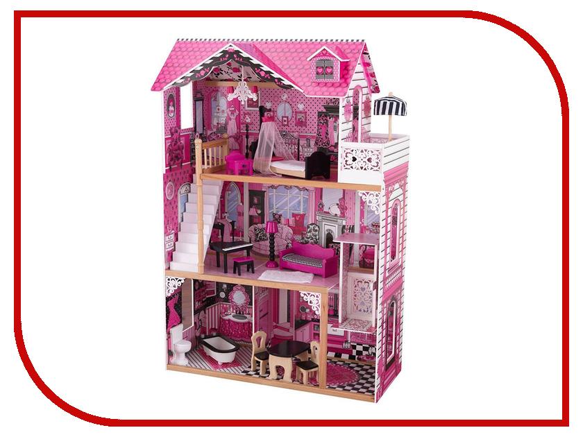 Кукольный домик Kidkraft Амелия 65909-KE кровати детские kidkraft кровать sleigh