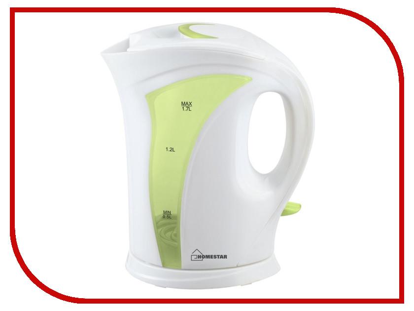 Чайник Homestar HS-1011 White-Green