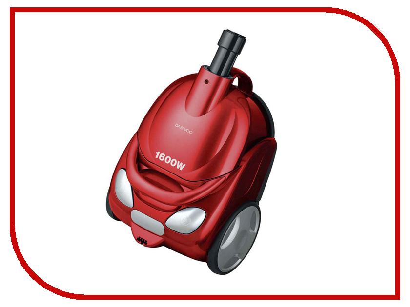 Пылесос Daewoo Electronics RCC-154RA пылесос daewoo rgj 220s