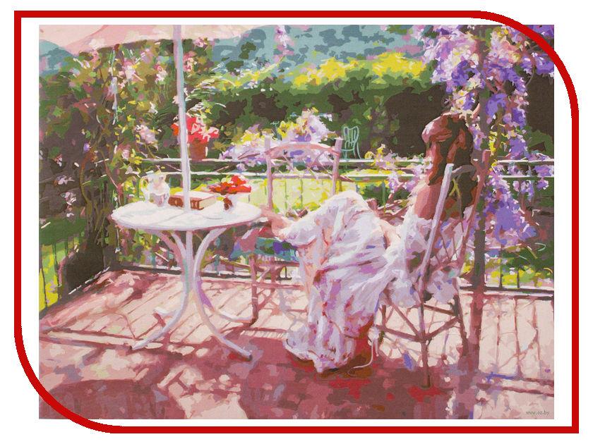 Белоснежка Утро на террасе 935-AB наборы для рисования белоснежка живопись на холсте 40х50 см водные процедуры 185 ab