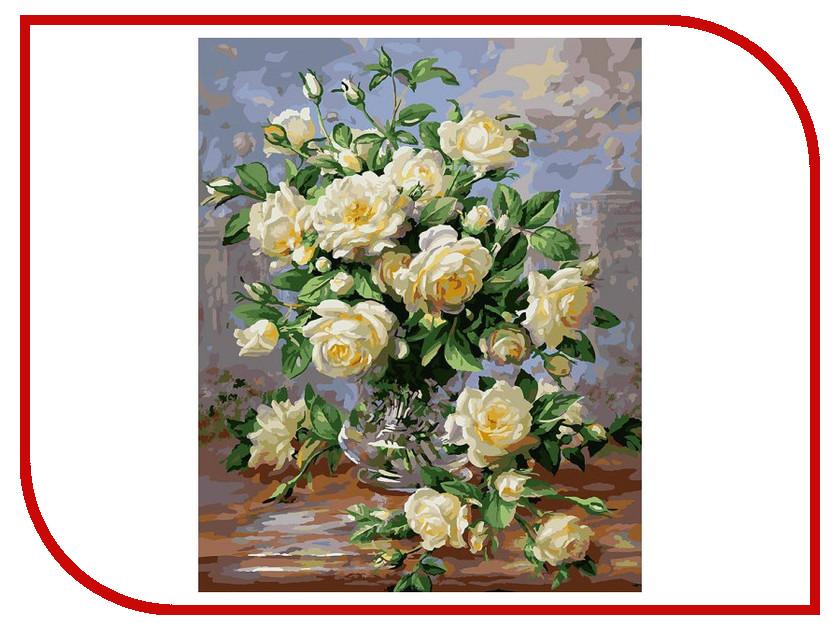 Белоснежка Белые розы 373-AB