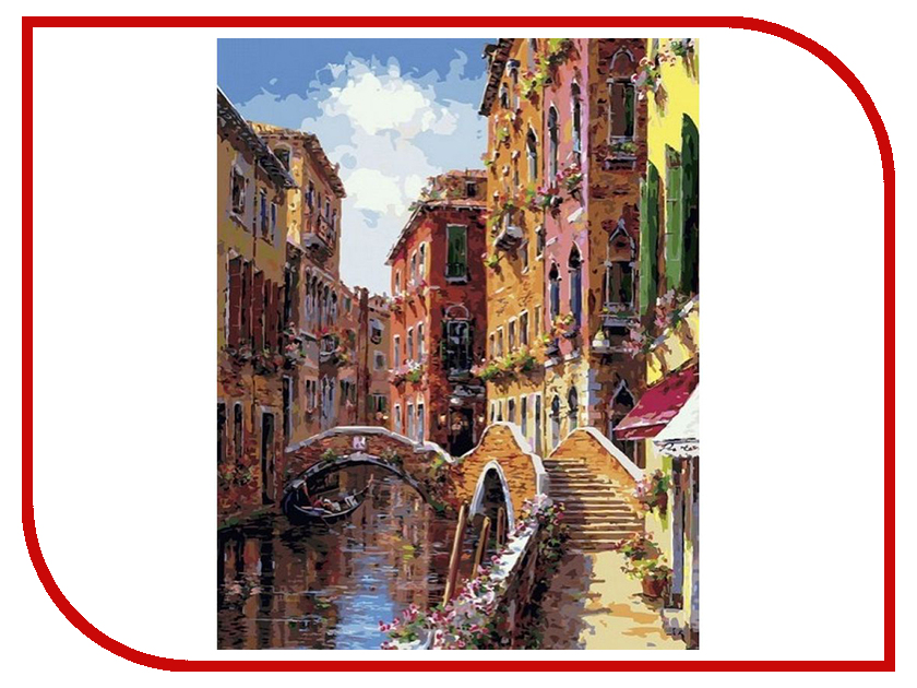 Белоснежка Мосты и каналы Венеции 257-AB