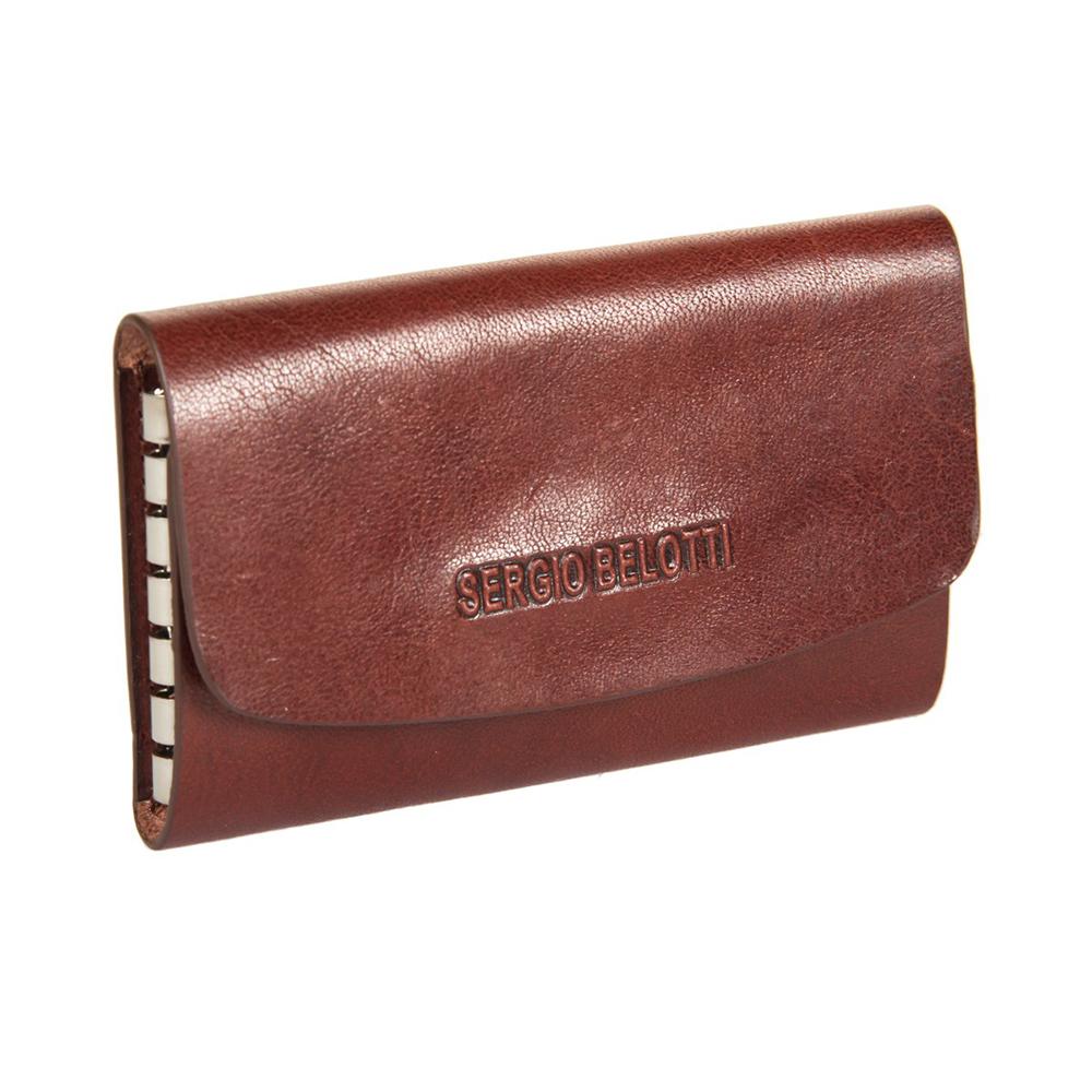 цены на Ключница Sergio Belotti Irido 718479 Brown 3524 в интернет-магазинах