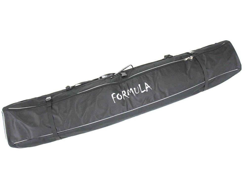 Кофр для горных лыж Формула зима Voyage-2 180 Black 51014