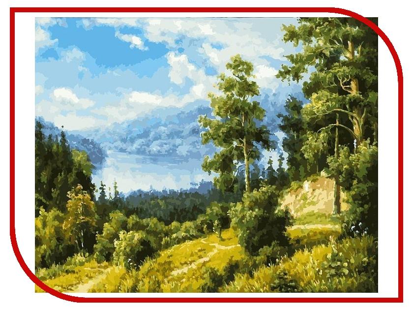 Набор Белоснежка Лесной пейзаж 166-AB