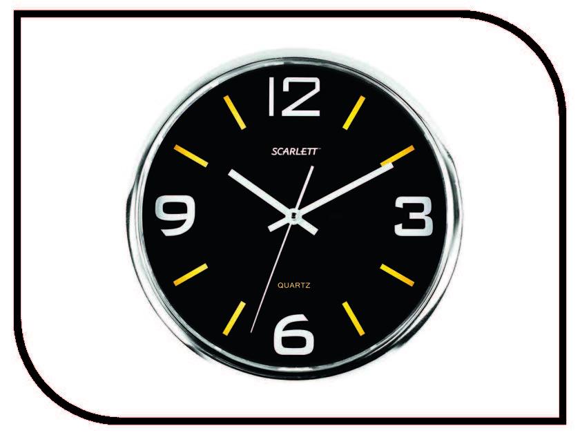 Часы Scarlett SC-WC1009O напольный вентилятор scarlett sc 1176