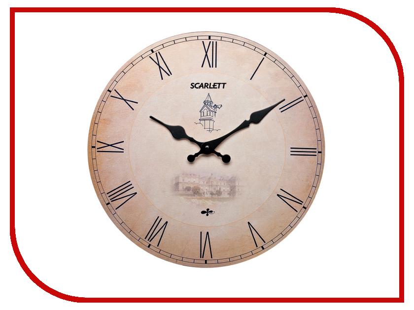 Часы Scarlett SC-25P ivolga sc 1 25 tw