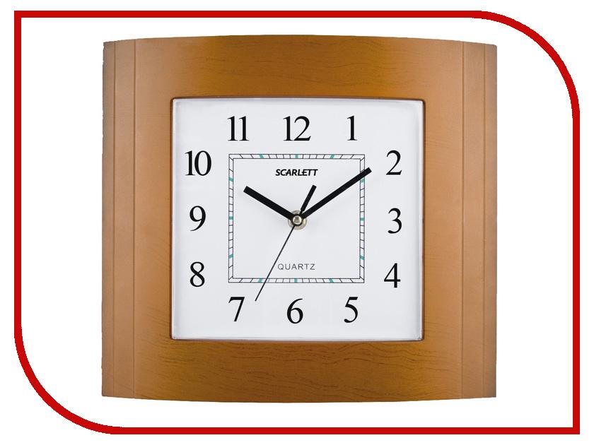 Часы Scarlett SC-55QP часы scarlett sc wc1003k