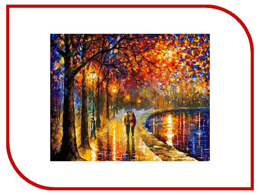 Белоснежка Пара у озера 022-AB наборы для рисования белоснежка живопись на холсте 40х50 см водные процедуры 185 ab