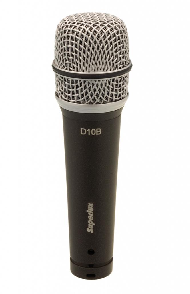 Микрофон Superlux D10B