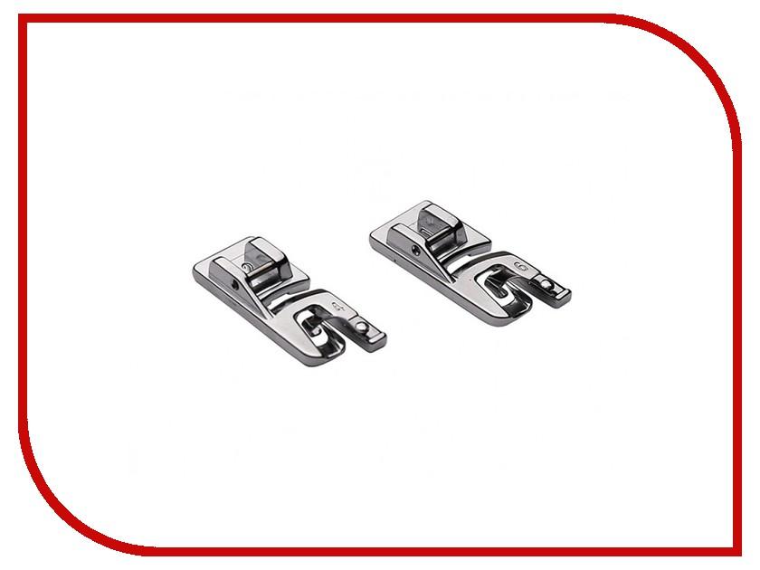 Набор лапок для подрубки Janome 200-326-001 купить набор лапок для швейной машинки