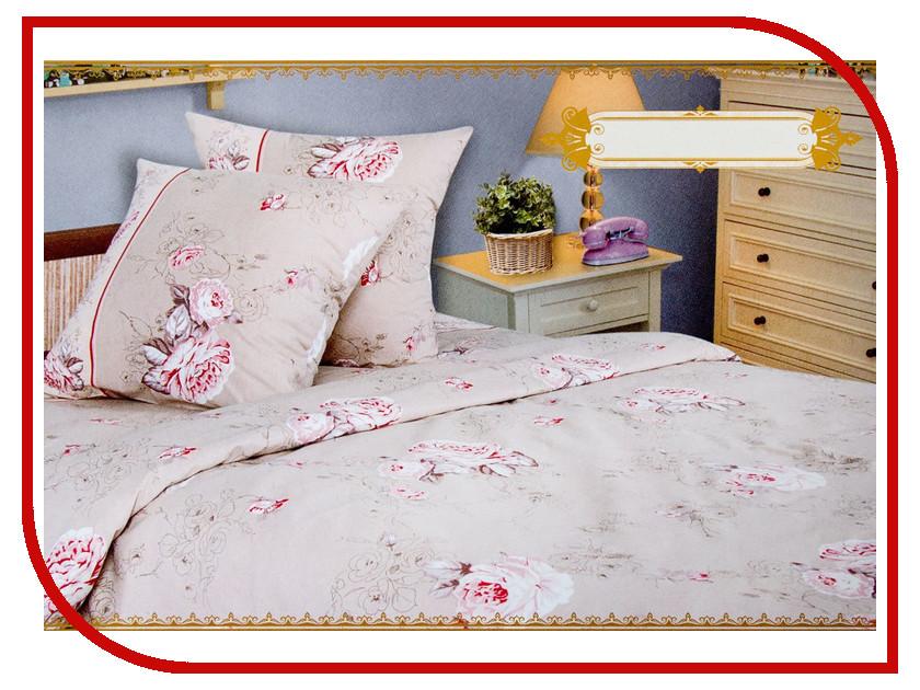 Постельное белье Этель Аурелия вид 2 Комплект 2 спальный Бязь 1264585 постельное белье гербарий бежевый gs бязь 2 спальный