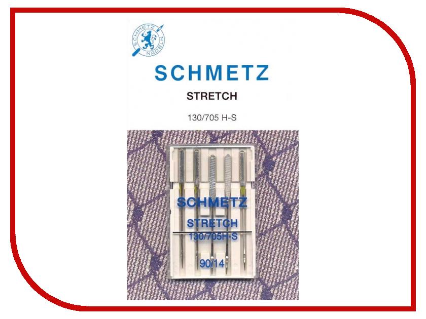 Набор игл для эластичных материалов Schmetz №90 130/705H-S 5шт lacywear s 413 msh