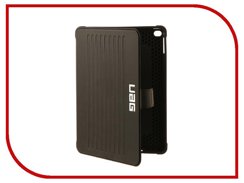 Аксессуар Чехол UAG Scout Case для iPad Air 2 Black аксессуар чехол 10 inch urban factory tab01uf black red