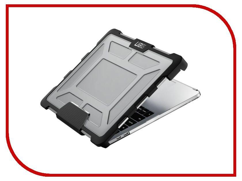 Аксессуар Чехол 13-inch UAG Ice для APPLE MacBook Pro 13 MBP13-4G-L-IC аксессуар чехол 10 inch urban factory tab01uf black red