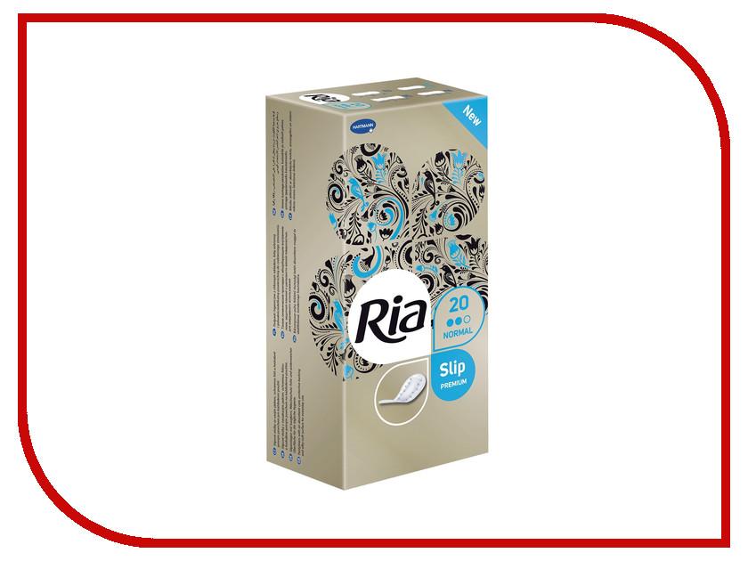 Hartmann Ежедневные Ria Slip Soft & Safe Sanitory Towels20 Normal 7227322 20шт naturella ежедневные green tea magic normal single nt 83731083 20шт