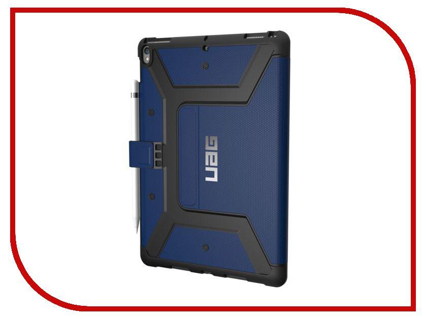 цена на Аксессуар Чехол UAG Metropolis Case для APPLE iPad Pro 10.5 Blue IPDP 10.5-E-CB