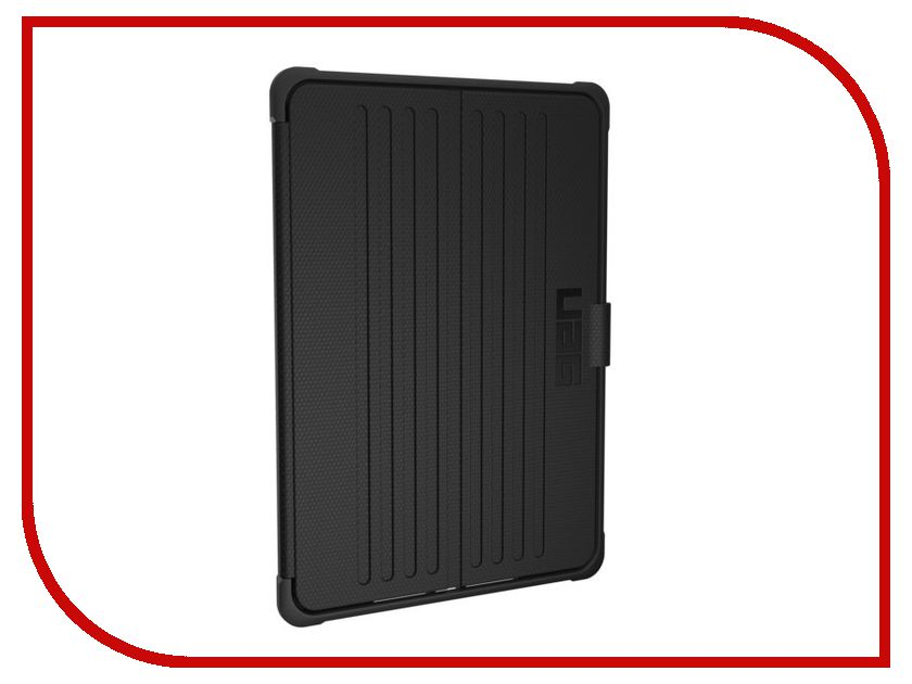Аксессуар Чехол UAG Metropolis Case для APPLE iPad 2017 Black аксессуар чехол 10 inch urban factory tab01uf black red