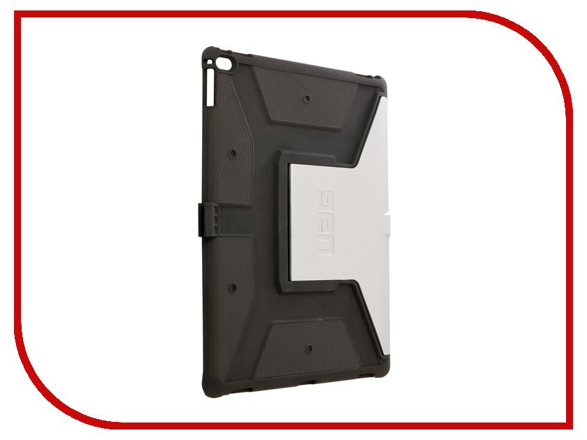 Аксессуар Чехол UAG Metropolis Case для APPLE iPad Pro 12.9 Black Aluminum Stand UAG-IPAD PRO-BLK-VP аксессуар чехол 10 inch urban factory tab01uf black red