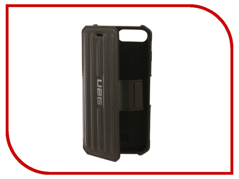 Аксессуар Чехол UAG Metropolis для APPLE iPhone 7 Plus urban armor gear trooper series case чехол для iphone 7 6s 6 plus black