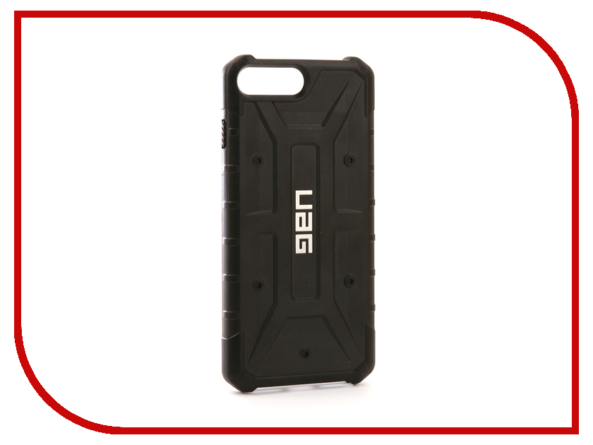Аксессуар Чехол UAG Pathfinder для APPLE iPhone 7 Plus/6/6S Plus Black IPH7/6SPLS-A-BK