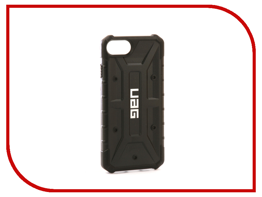 Аксессуар Чехол UAG Pathfinter для APPLE iPhone 7/6/6S Black IPH7/6A-A-BK urban armor gear trooper series case чехол для iphone 7 6s 6 plus black