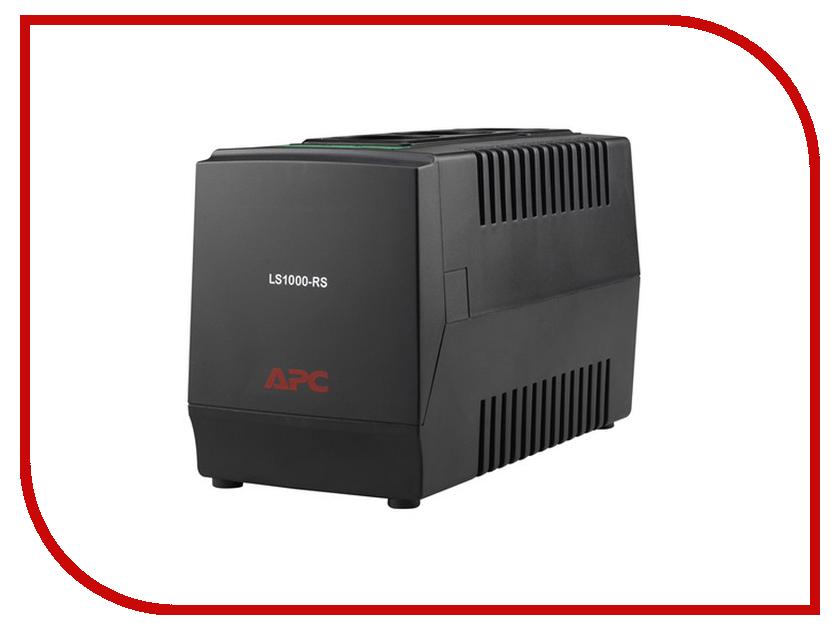 Стабилизатор APC Line-R 1000VA LS1000-RS