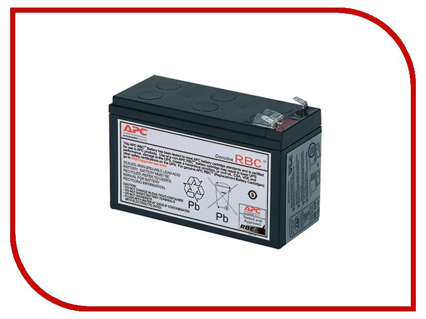 Аккумулятор для ИБП APC 106 APCRBC106