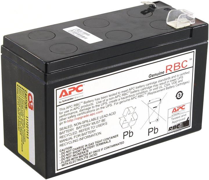 Аккумулятор для ИБП APC 110 APCRBC110