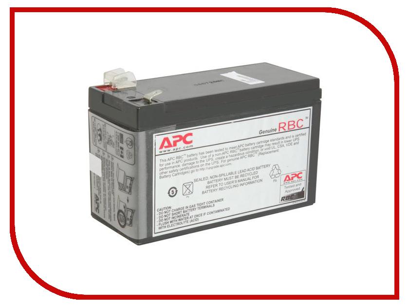Аккумулятор для ИБП APC 2 RBC2