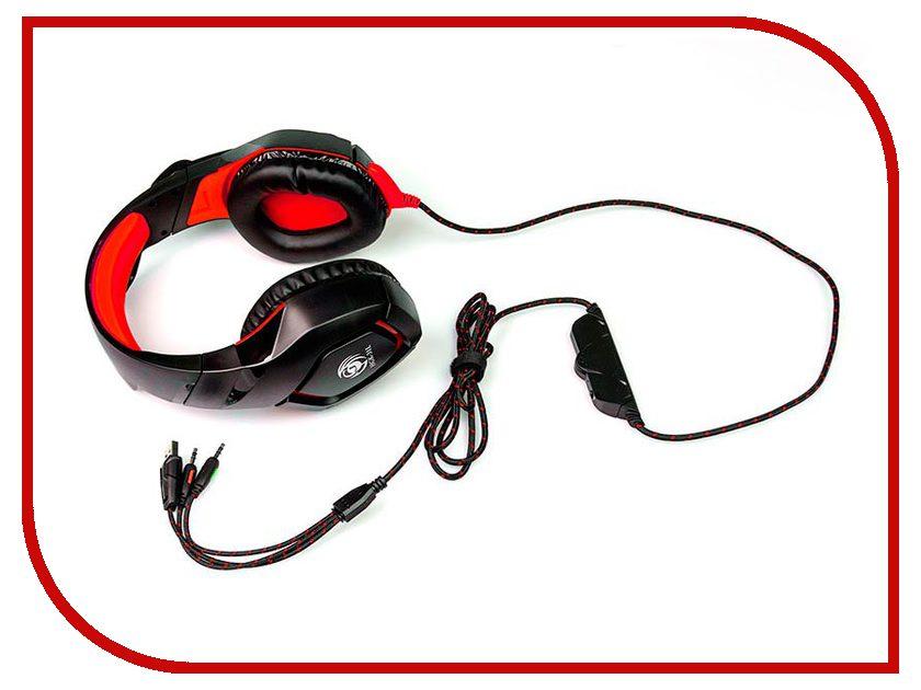 Dialog Gan-Kata HGK-31L Red