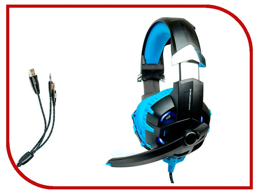 Dialog Gan-Kata HGK-34L Blue цена
