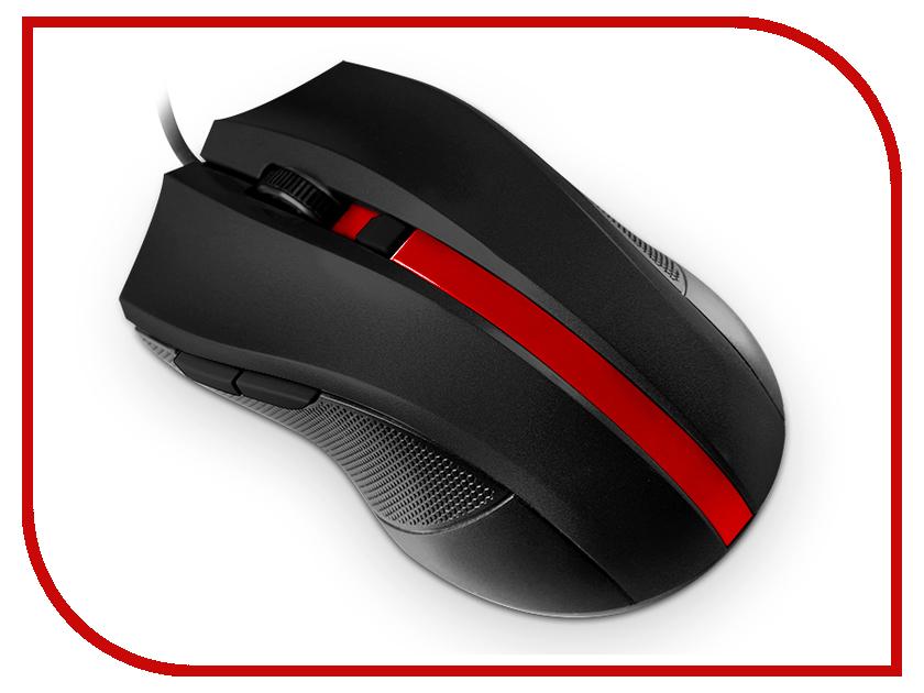 цена на Мышь Partner Precise CM-050 Black-Red ПР037741