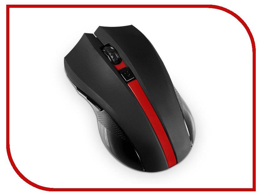 Мышь Partner Cordless WM-040 Black-Red ПР037972 мышь partner precise cm 050 black blue пр037740